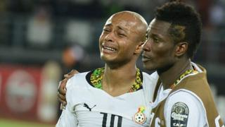 Ghana suppose play Sierra Leone on 11th and 14th but di match no go hold again.