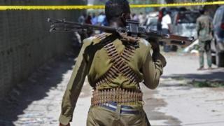 AU: Jeshi la Somalia halina uwezo wa kulinda taifa hilo