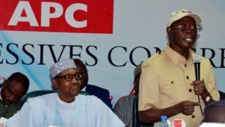 Oshiomole ati Buhari