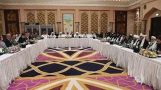 قطر میں مذاکرات