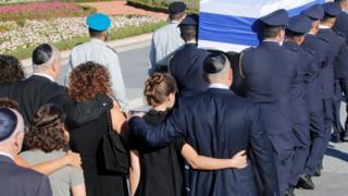 Familiares de Shimon Peres