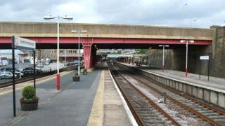 Bradford Interchange station