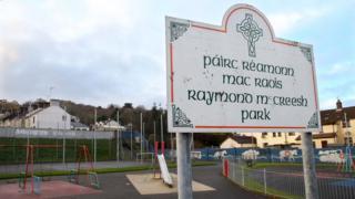 Raymond McCreesh Park in Newry