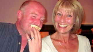 Jill and Adrian Goldsmith
