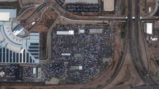 Car rentals at Phoenix
