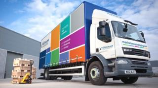 Macfarlane Group lorry
