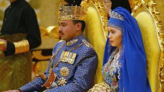 Королевская свадьба кронпринца Брунея
