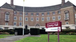 County Hall, Taunton