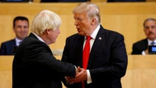 Boris Johnson: UK will not retreat from global community