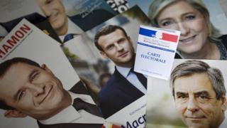 การเลือกตั้งฝรั่งเศส