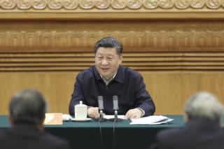 """习近平在座谈会上发言称,必须培养一代又一代拥护中国共产党领导的有用人才,要""""从娃娃抓起""""。"""