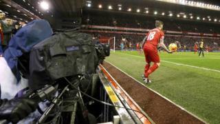Liverpool playing Arsenal 13 January 2016