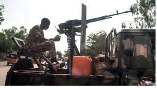 Majeshi ya Nigeria yanayodaiwa kushindwa kukabili Boko Haramu