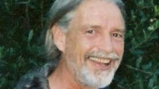 Police handout picture of missing man Brian Egg