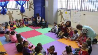 Centro de Educação Infantil na zona Sul de São Paulo
