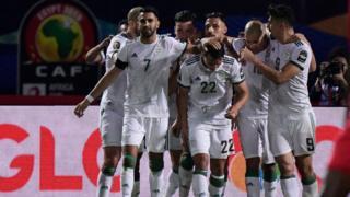 L'équipe d'Algérie a bien netamé la CAN.