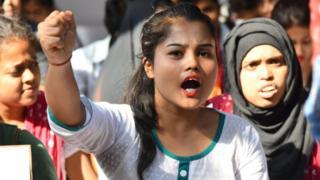 Hindistan protesto