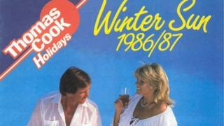 Thomas Cook brochure
