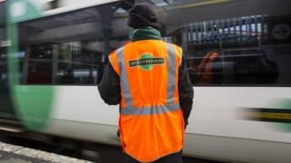 Southern rail conductor