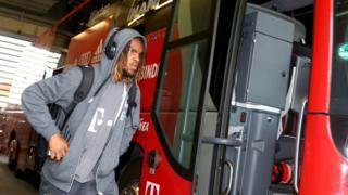 Renato Sanches, 20 ans, en manque de temps de jeu au Bayern Munich.