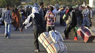 L'Arabie Saoudite libère 1000 prisonniers éthiopiens