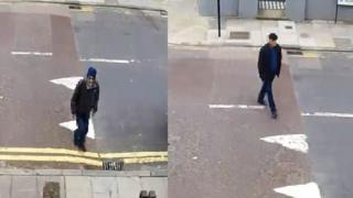 suspected burglars