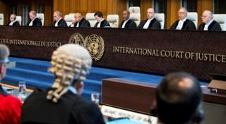 دیوان بینالمللی دادگستری
