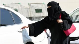 सौदी अरेबियामधल्या महिला