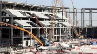 پروژههای جام جهانی قطر