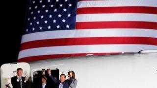 Tramp i oslobođeni Amerikanci