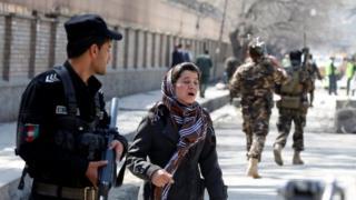 حمله به مراسم نوروز در کابل