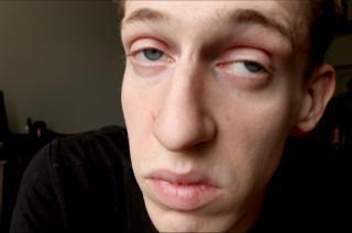 Elliot Murawski after taking heroin