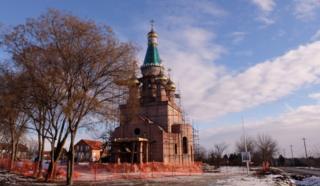 Церковь в Банстоле