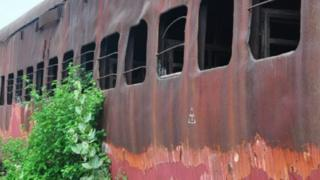 गोधरा ट्रेन बोगी