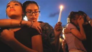 ایل پاسو، ٹیکساس، امریکہ، قتل عام