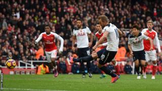 Arsenal na Tottenham