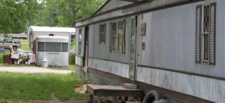 Trailers homes in Jamestown