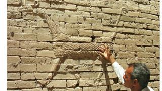 Babylon's Ishtar gate