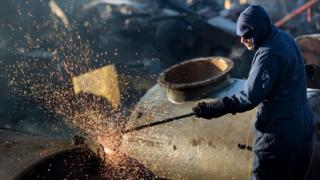 美国钢铁工人
