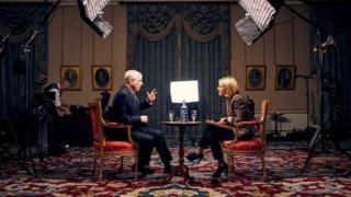 Prince Andrew speaks to BBC Emily Maitlis