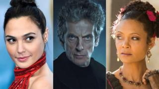 Gal Gadot, Peter Capaldi and Thandie Newton
