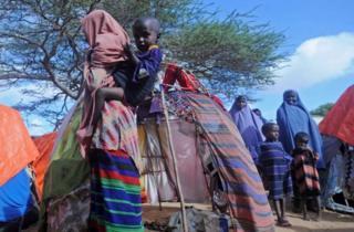 Igihugu ca Somalia kimaze igihe kirekire kivugwamwo ikibazo c'inzara gitewe n'uruzuba rwinshi