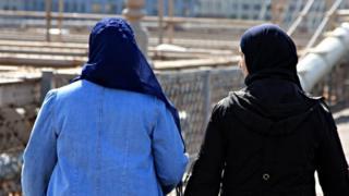 Kaum perempuan Islam di AS