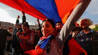 Ереван 22 апреля