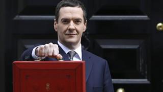 George Osborne - 2015 Budget