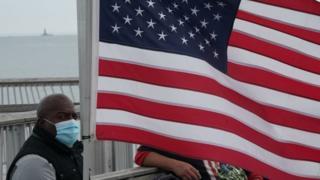 کرونا در آمریکا