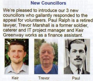 """Lord Lucan named as """"new councillor"""""""