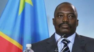 Prezida Joseph Kabila wa Repubulika iharanira Intwaro Rusangi ya Congo