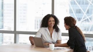 办公室女性