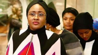 Matar Shugaban Nigeria Aisha Buhari